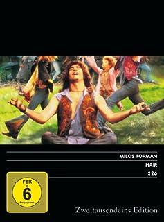 Hair. Zweitausendeins Edition Film 226