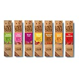 Lovechock Set 7x 40g Rohschokolade-Riegel (bio, roh, vegan) Schokolade