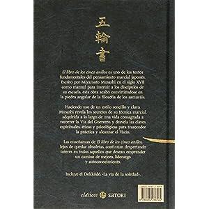 El Libro De Los Cinco Anillos (Clásicos Satori)