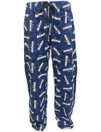 Batman Men's Lounge Pants Pyjama Bottoms Size Small