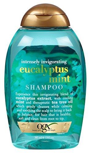 Ogx Shampoo Intensely Invigorating Eucalyptus Mint 13oz by (OGX) Organix -