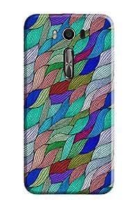 Asus Zenfone 2 Laser ZE550KL Case Kanvas Cases Premium Quality Designer 3D Printed Lightweight Slim Matte Finish Hard Back Cover for Asus Zenfone 2 Laser ZE550KL
