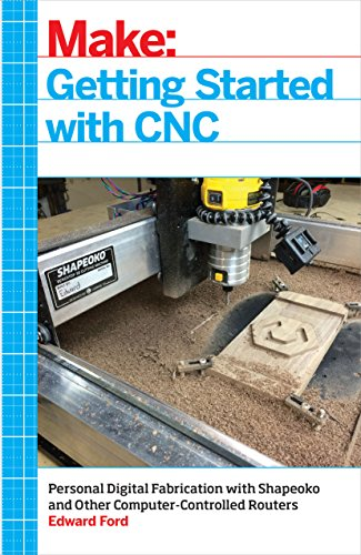 Amazon Bits Router (Getting Started with CNC: Personal Digital Fabrication with Shapeoko and Other Computer-Controlled Routers (Make))