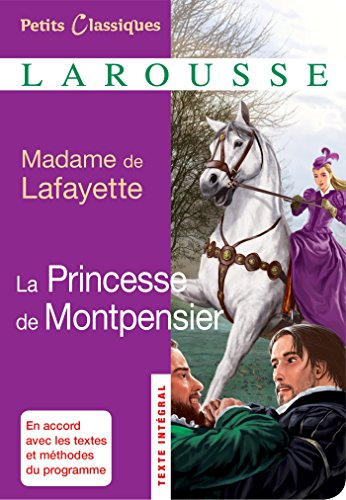 La Princesse de Montpensier par Madame La Fayette (de)