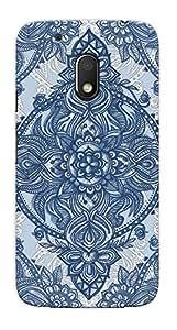 Kaira High Quality Printed Designer Back Case Cover For Motorola Moto G4 Play(156)
