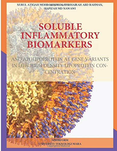 SOLUBLE INFLAMMATORY BIOMARKERS AND APOLIPOPROTEIN A1 GENE VARIANTS IN LOW HIGH DENSITY LIPOPROTEIN CONCENTRATION