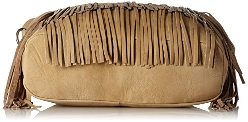Amsterdam Cowboys Bag Tadcaster, Sacs portés épaule Beige - Beige (Sand 230)