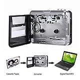 USB2.0 Tape Portable pour PC Super Cassette Audio MP3 CD de Musique numérique...