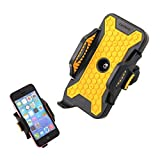 Letdooo Universal Bike Bicycle Motocycle MTB Handlebar Cradle Holder Mount for Cell Phone iPhone 5s 5c 4s 4 GPS