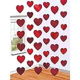 Geschenk von Herzen - Ketten-Girlande Herzen