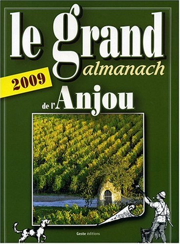 Le grand almanach de l'Anjou