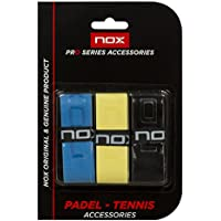Nox Blister 3 Uni Tacto Color - Overgrip, color multicolor