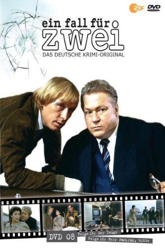 DVD 08: Herr Pankraz, bitte / Der Zeuge