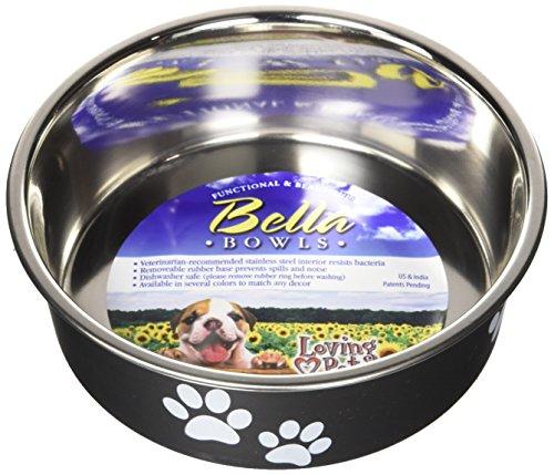 Loving Pets Belle Bowl Hund Schüssel, 350 ml, Coastal Blau Preisvergleich