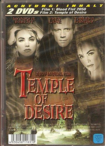 Bild von Bloodfist 2050 / Temple of Desire (2 DVDs)