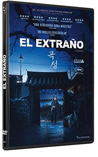 el-extrano-goksung-dvd