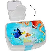 Preisvergleich für alles-meine.de GmbH Lunchbox / Brotdose - Findet Nemo - Fisch Dory - mit Extra Einsatz / herau..