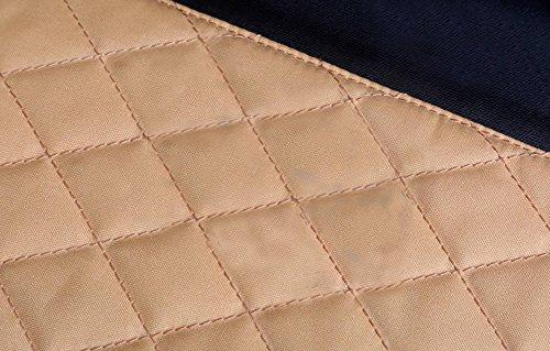 YiJee Impermeabile Custodia A Guaina in Pelle Sintetica per Laptop Macbook 11.6/13 Pollici 13 Inch Blu