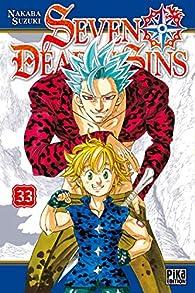 Seven Deadly Sins, tome 33 par Nakaba Suzuki