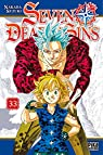 Seven Deadly Sins, tome 33 par Suzuki