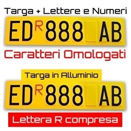 Thule 9762 Targa Bianca per 975 e 976
