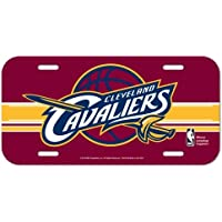 """'Officiel NBA """"Cleveland Cavaliers Plaque, en 15x 30CM"""