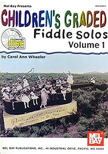 Children's Graded Fiddle Solos Volum...