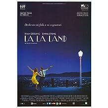 ConKrea POSTER MANIFESTO ORIGINALE CINEMA - La La Land - Dimensione 70x100cm