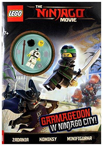 LEGO Ninjago. Movie Garmageddon [KSIÄĹťKA]