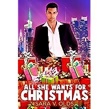 All She Wants for Christmas (English Edition)