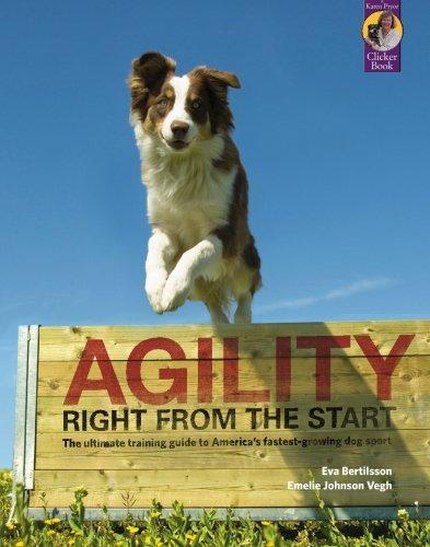 Agility Right from the Start (Karen Pryor Clicker Book)