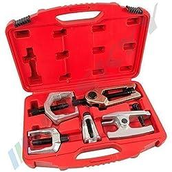 Conjunto 5 x Herramientas Extractor Bisagras Impresor Cabezal de Bola 5 Piezas/Herramientas