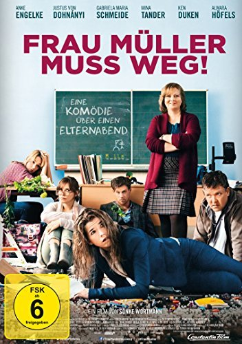 Frau Müller muss weg by Gabriela Maria Schmeide
