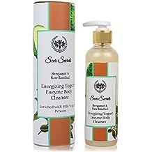 Sage Apothecary Seer Secrets Bergamot Yogurt Enzyme Body Cleanser, 250ml