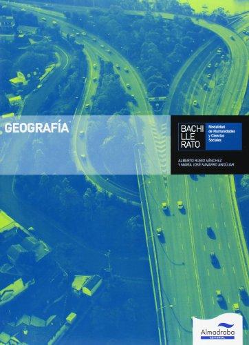Geografía Bachillerato - 9788483088784