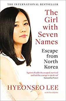 Image result for the girl with seven names