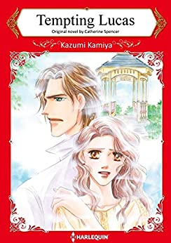Tempting Lucas: Harlequin comics (English Edition)