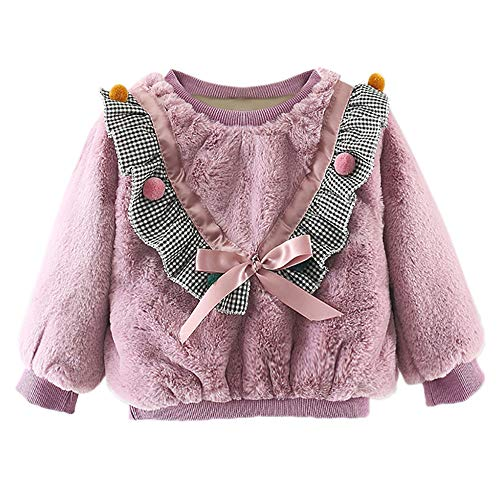 NPRADLA 2018 Kinder Mantel Mit Kapuze Baby Mädchen -