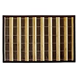 Freelance Bamboo Table Mats, Kitchen & Dining Placemats, Set of 6 pcs, 30 x 45 cm