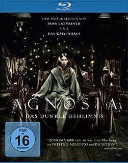 Agnosia - Das dunkle Geheimnis [Blu-ray]