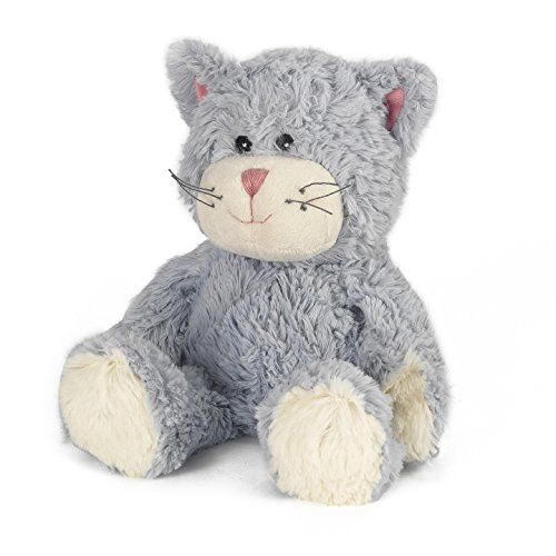 Preisvergleich Produktbild Warmies Cozy Plüsch Blue Cat Microwavestofftier