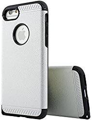 Good Quality Apple iphone 7 Case cover, Designer Case Frame Protective Cover For iPhone 7 (Silver)