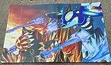 Dorara Pokemon Karten Halter Binder, Pokemon Karten GX EX Trainer Alben, Sammelkartenalben, 14 Seiten Kann bis zu 112 Karten aufnehmen (Kyogre VS Groudon)