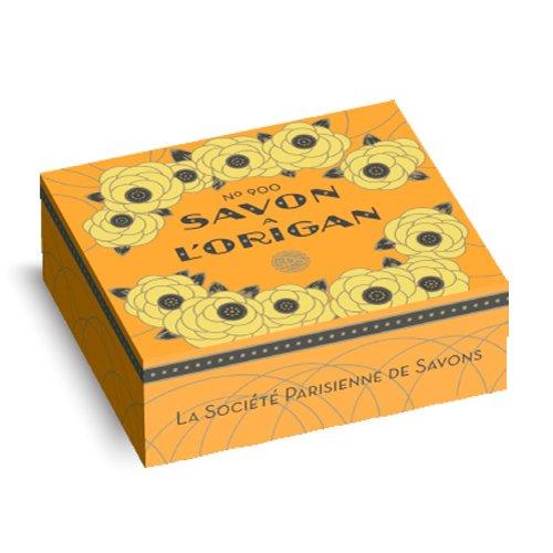 La Société Parisienne De Savons Savon Invité l'Origan 50 g