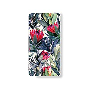 White Floral Phone case for Sony Xperia Z3