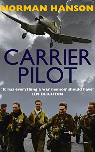 Carrier Pilot by Norman Hanson
