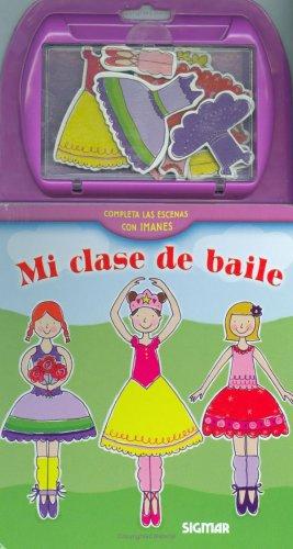 Mi clase de baile/My Dance Class (Imanes/Magnets)