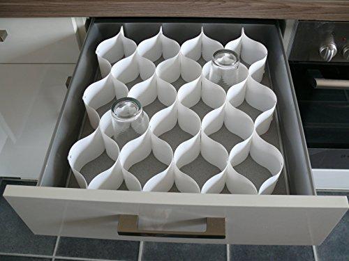 preisvergleich praktischer schubladen organizer von. Black Bedroom Furniture Sets. Home Design Ideas
