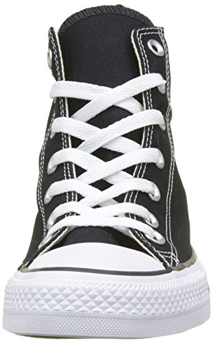 Converse Ctas Core Hi, Baskets mode mixte adulte Noir (M9160)