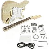stellah kit guitare 233 lectrique 12 cordes style st 224 monter soi m 234 me caisse en fr 234 ne fr